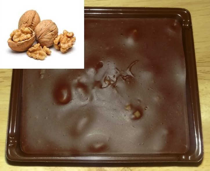 Hand Made Chocolate Walnut Fudge