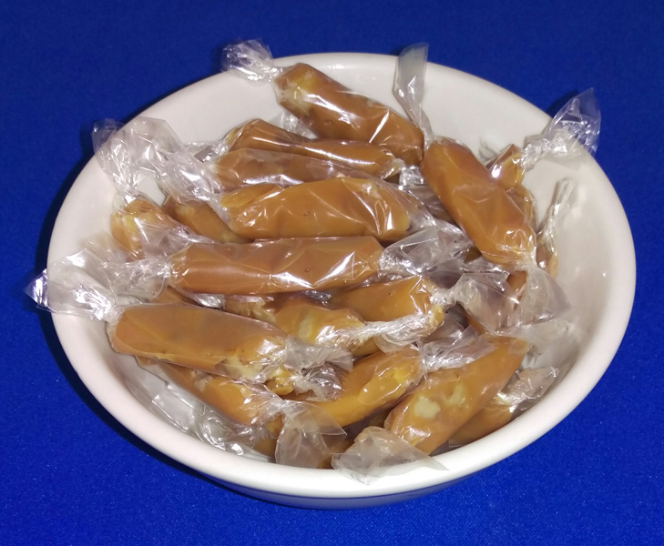 Walnut Caramels aka Walnettos (homemade) 1/2 and 1 Lb