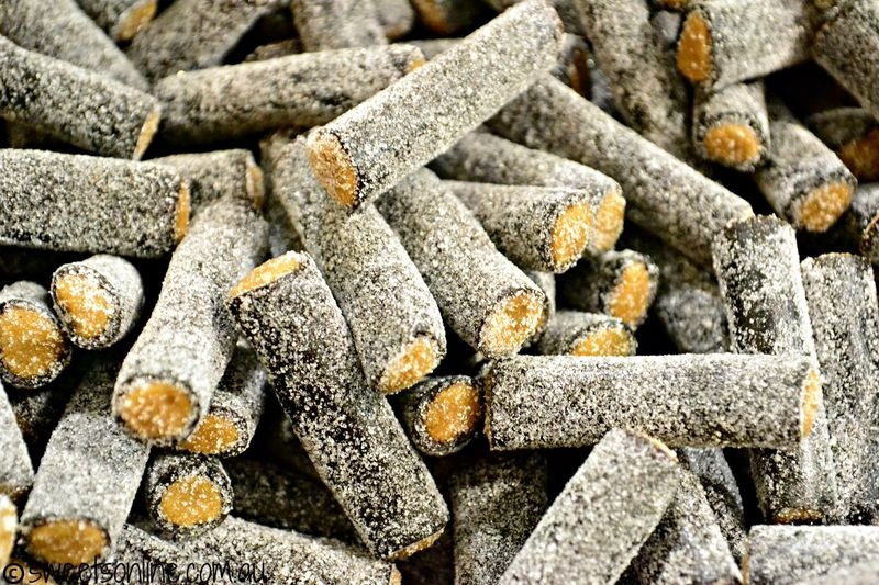 Heksehyl (witches stick) licorice in 1/2 and 1 Lbs