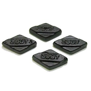 Zout – Large Diamond Licorice
