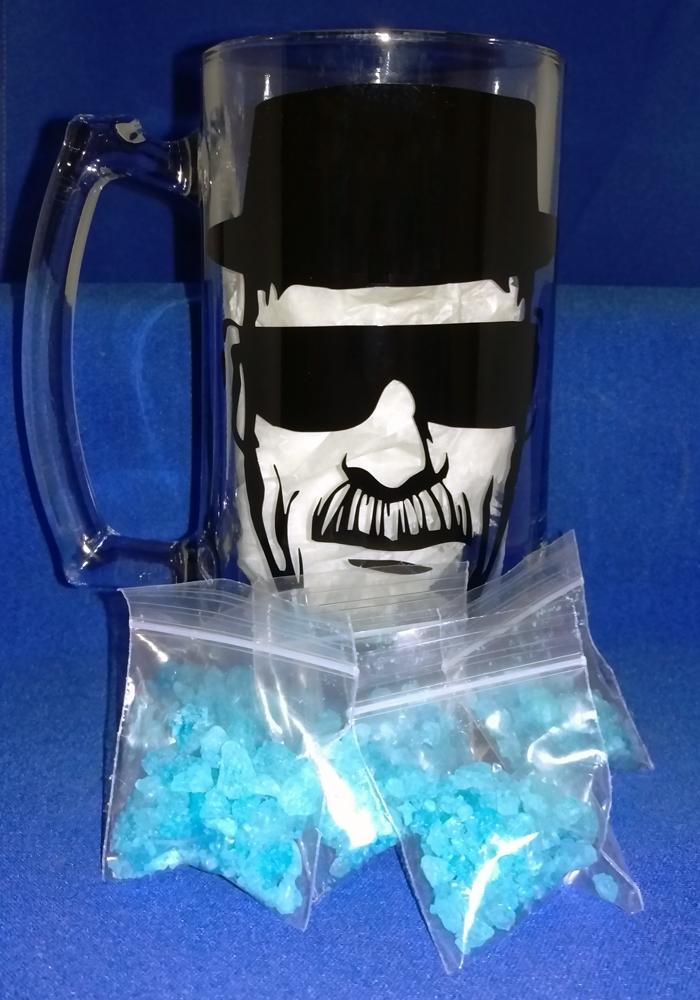 Heisenberg Beer Mug