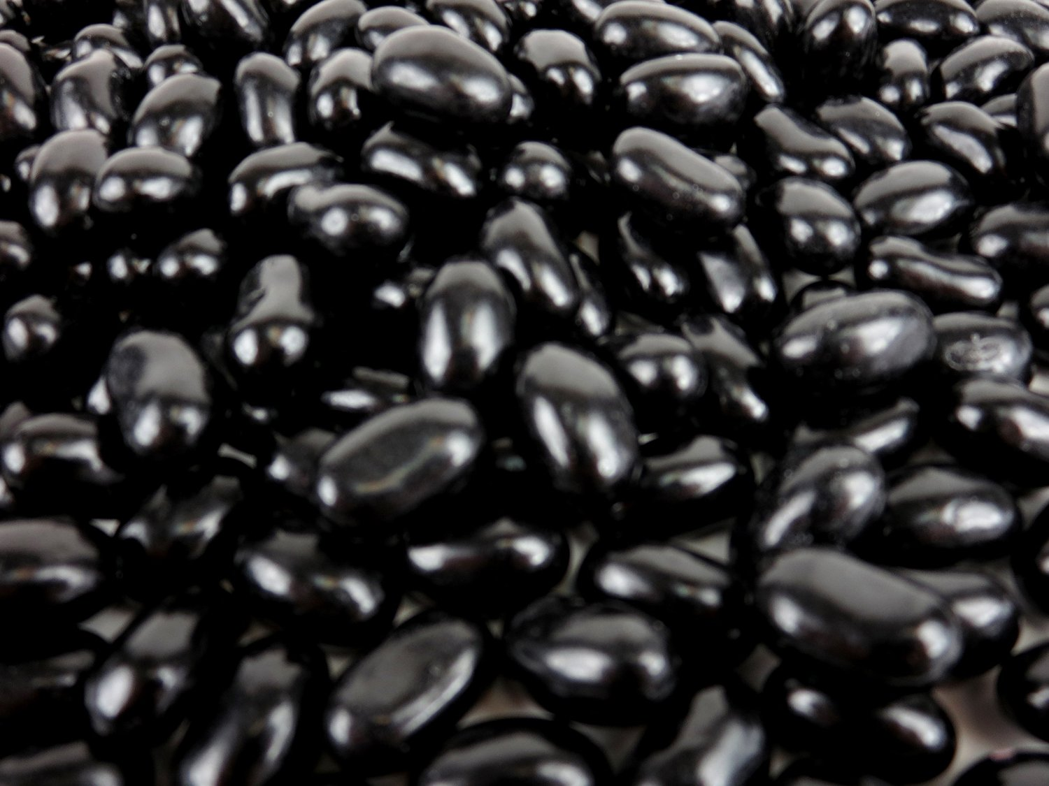 Licorice Jelly Beans (Licorice Pectin)