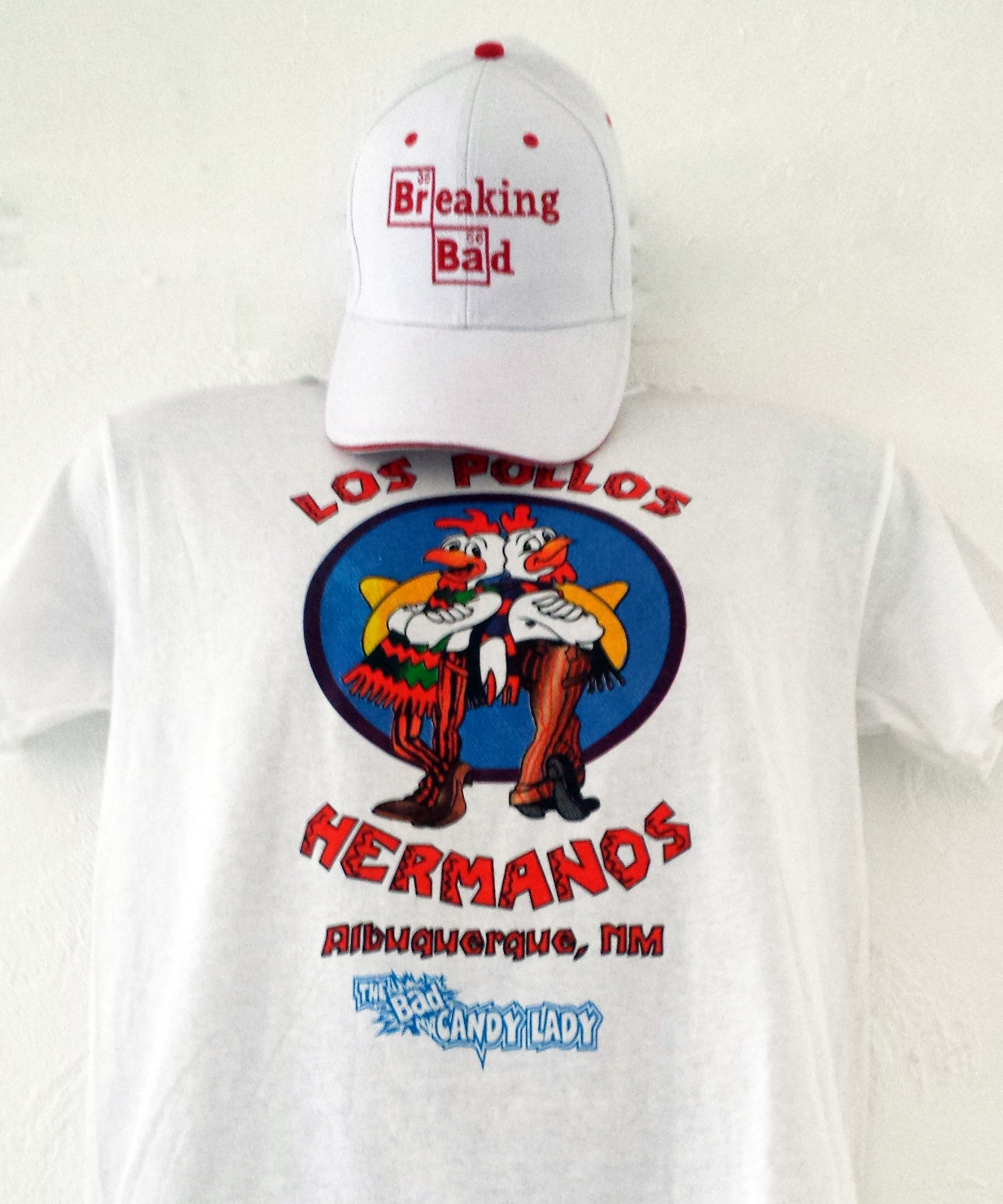 7341947f1a6a Los Pollos Hermanos T-shirt | The Candy Lady