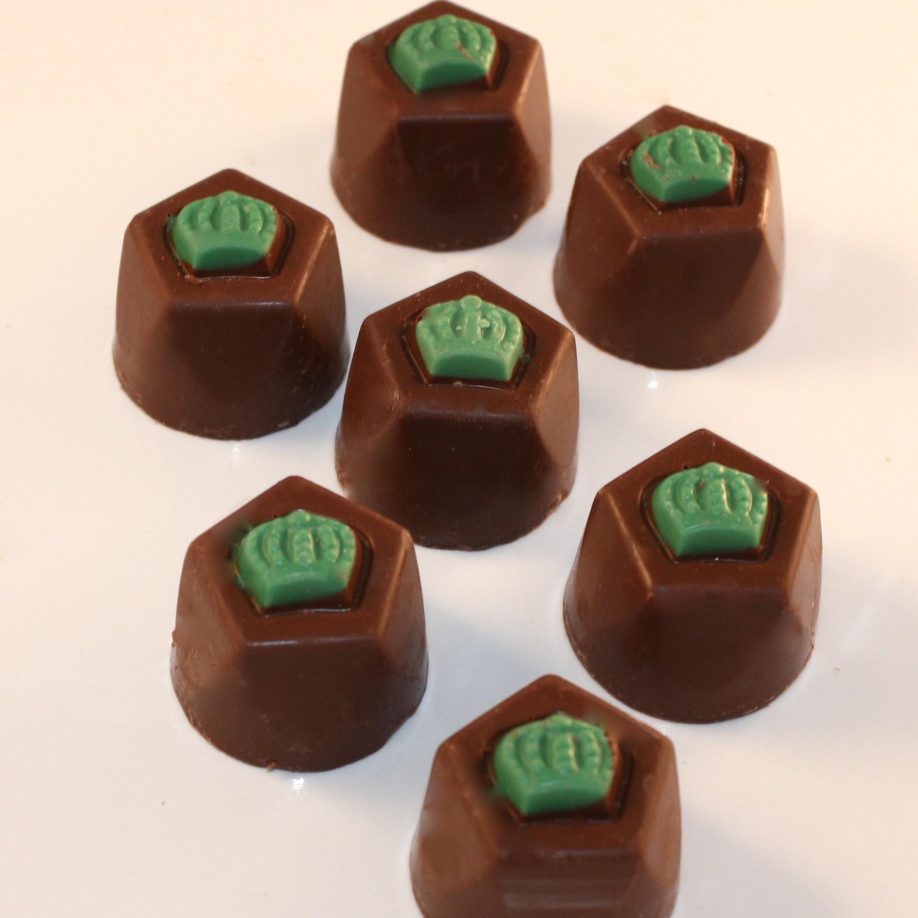 Sugar free Mint Truffles (half pound)