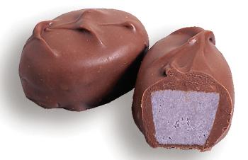 Sugar Free Raspberry creams (half pound)
