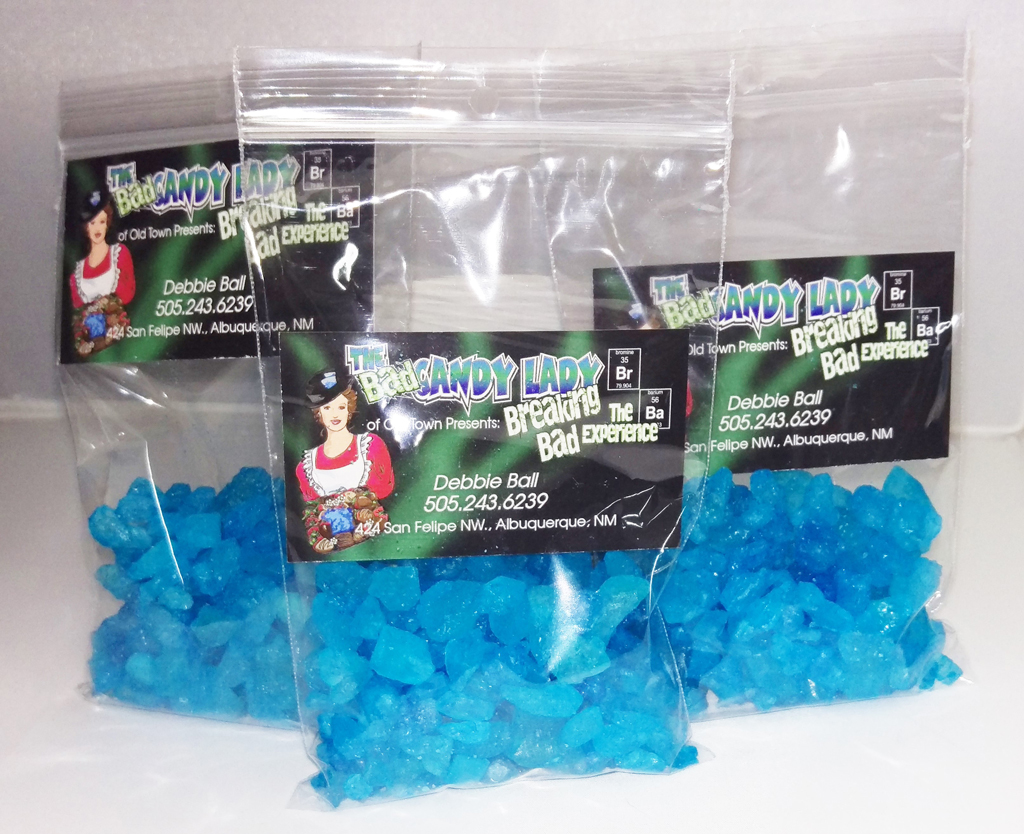 Breaking Bad Candy (100g Pack)