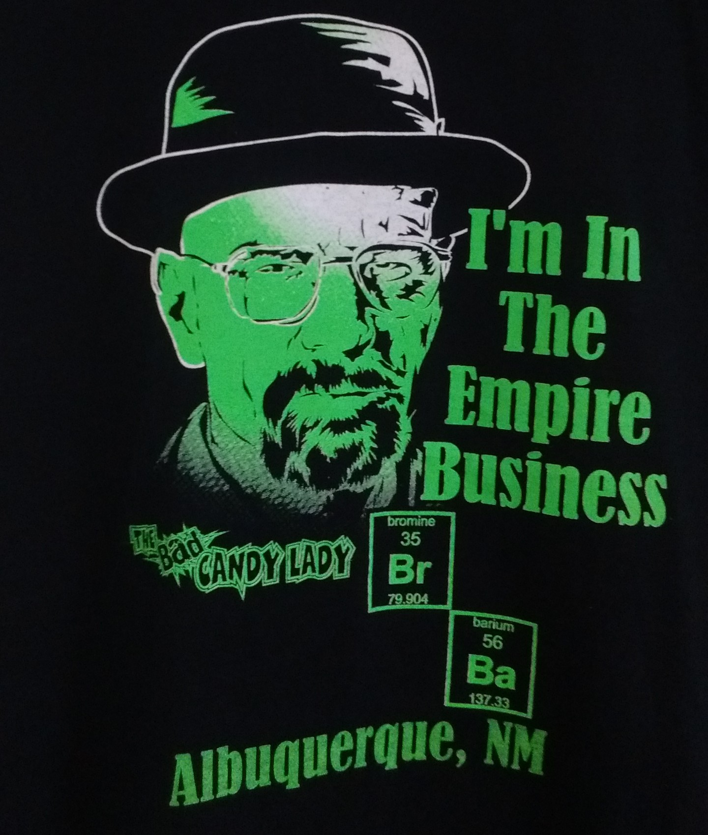 I'm In The Empire Business – T-shirt