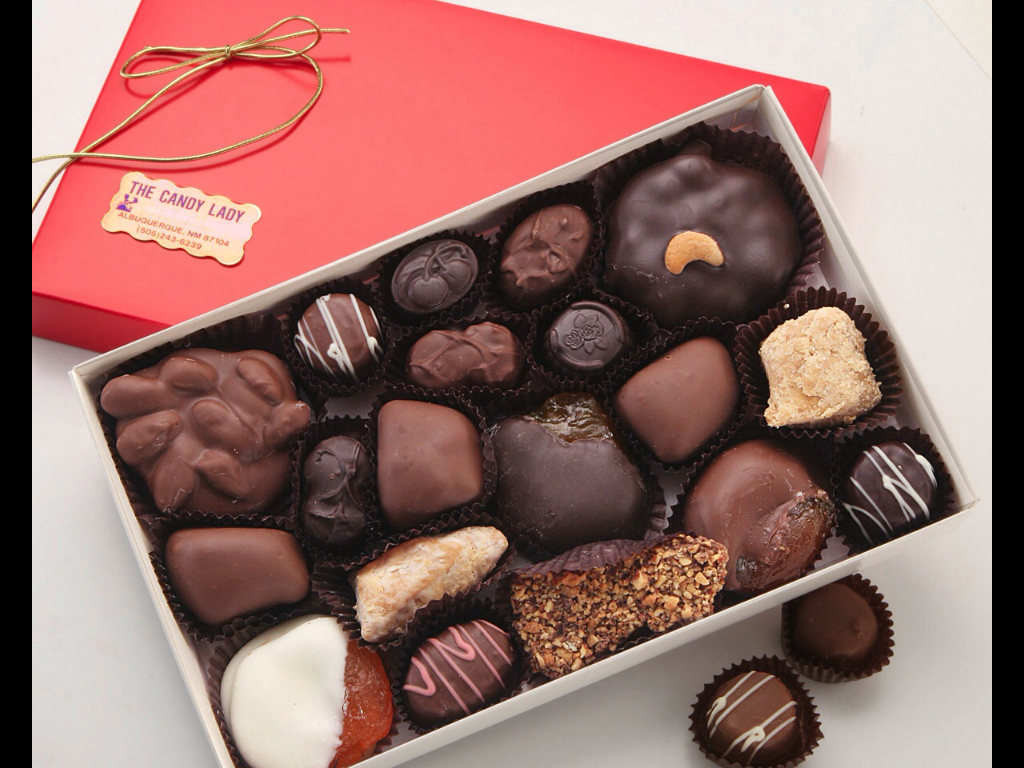 Assorted Boxed Chocolates (By Weight)