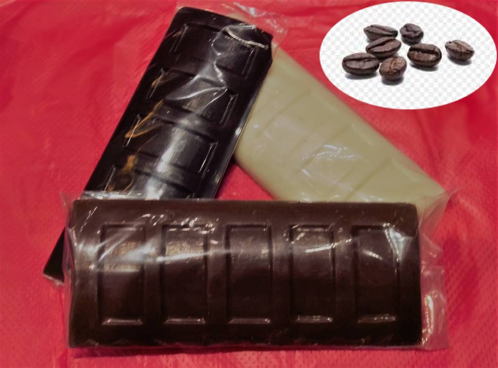 Coffee Chocolate Bars (homemade) sold by the pair
